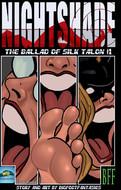 Bigfootfantasies - NightShade 02 – The Ballad of Slik Talon