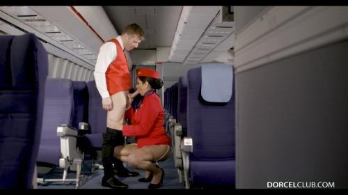 [DorcelClub] Mariska The Stewardess (2018/411.31 MB/1080p)