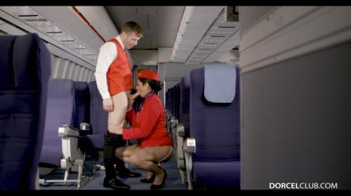 [DorcelClub] Mariska The Stewardess (2018/5.22 GB/2160p)