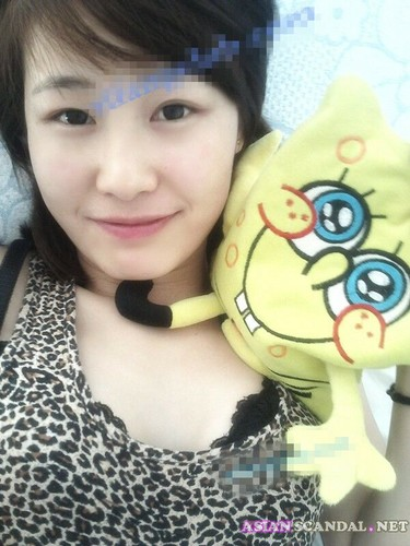 Super Cute Asian Girlfriend with her White Boyfriend