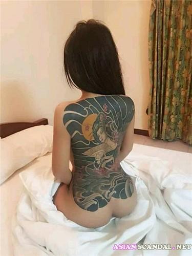 Thailand Touring Astrology Nightclub Chief DJ Passion – Full Body Sexy Tattoos