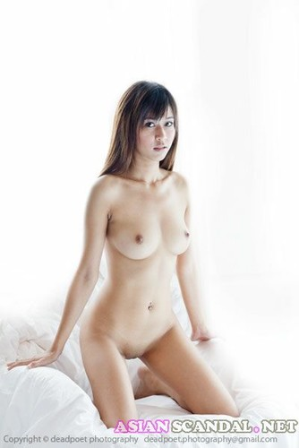 Singaporean Model Yin FULL Naked Photos