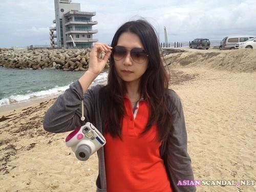 South Korea rich newlyweds selfie sex videos