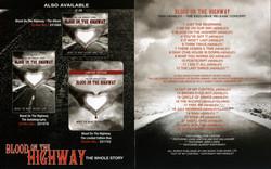 Ken Hensley - Blood On The Highway (2008) [Blu-ray]