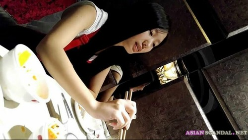 The Most Chinese Beautiful Girl Was Raped 46