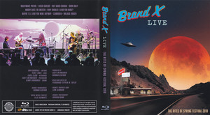 Brand X - Live -  The Rites Of Spring Festival (2018) [Blu-ray]