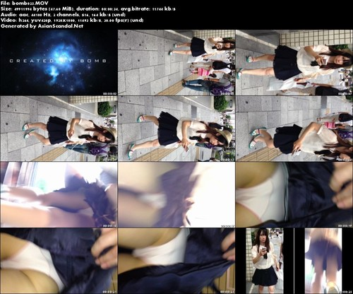 Asian upskirt flash release 9