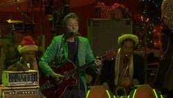 The Brian Setzer Orchestra - Christmas Rocks! Live (2018) [Blu-ray]