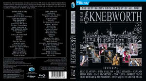 VA - The Best British Rock Concert Of All Time: Live At Knebworth 1990 (2015) [Blu-ray]