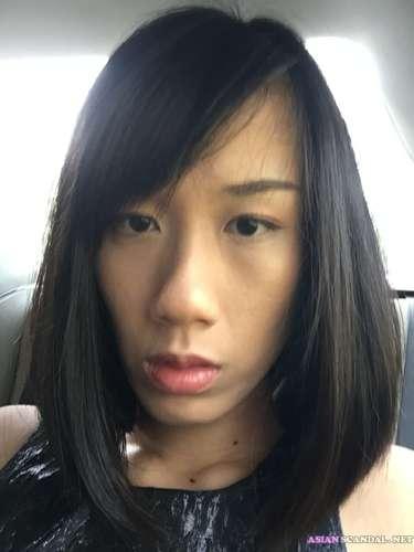 Singapore Teen Woo hui wen Nude Selfie Pics