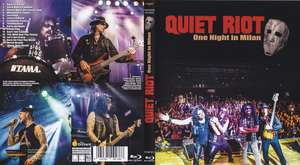 Quiet Riot - One Night in Milan (2019) [Blu-ray]