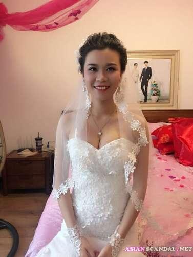 [Baidu cloud leaks out] Newly married couple