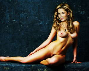 Whitney Thompson young and nude photo shoot HQ