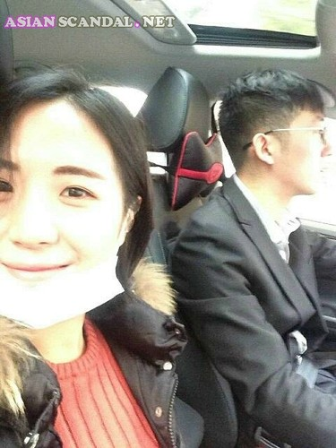 Wang Yi and Boyfriend Have Sex