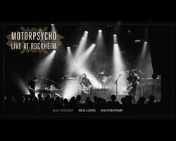 Motorpsycho - Demon Box (2018) Blu-ray