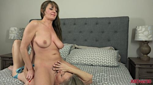 [AllOver30] Daisy Layne And Elexis Monroe Ladies On Ladies (2019/3.46 GB/1080p)
