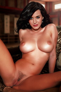Katy Perry nude Playboy magazine celebrity cover naked spread legs photo shoot UHQ