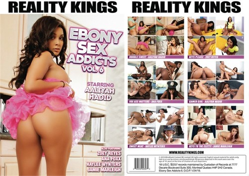Ebony Sex Addicts 6