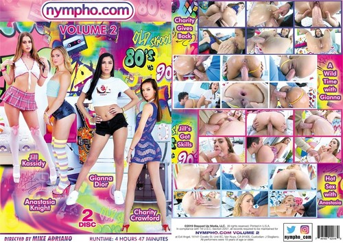 Nympho Com 2 DiSC2