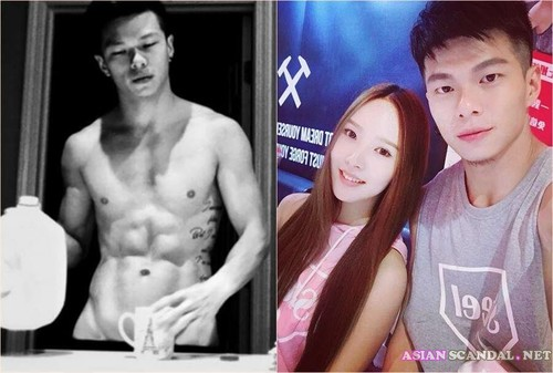 Taiwan Youtuber HuangBaoBao Gym Sex Tape With Sexy Model Leaked