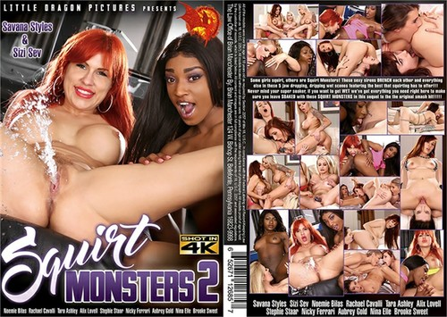 Squirt Monsters 2