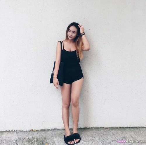 Singaporean Teen @lynnvannabelle sex videos