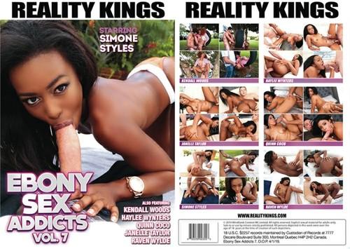 Ebony Sex Addicts 7