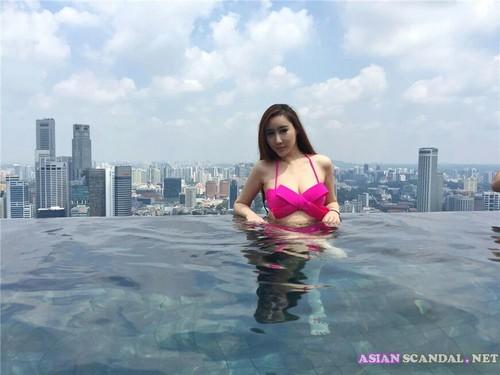 Academy Graduation Senior Model Zheng XXX Video