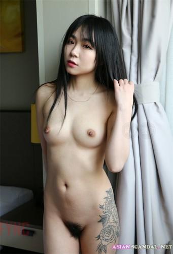 Hot Chinese Model Masturbate