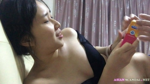Asian Couples Afternoon Delight With Safe Sex And Condom
