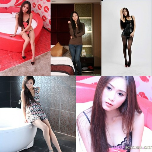 Supermodel China Leaked Vol 7 (Sex Video)