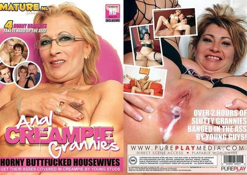Anal Creampie Grannies