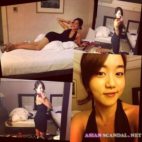 Asian Actress Sex Scandal