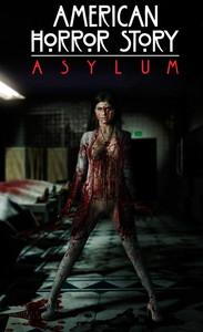Alexandra Daddario nude American Horror Story poster HQ