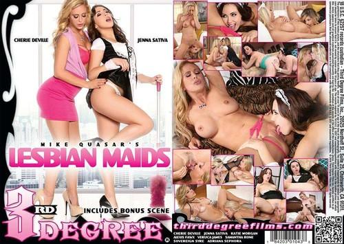Lesbian Maids 3