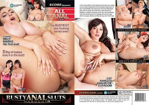 Busty Anal Sluts Hardcut 6 2018