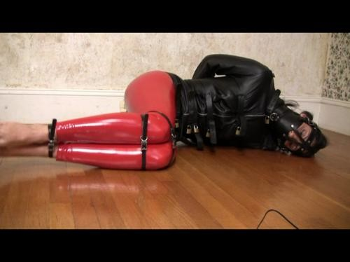 [Straitjacketed.2] Wenona Locked In Leather (2012/108.21 MB/Array)