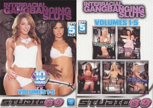 Interracial Gangbanging Sluts 4