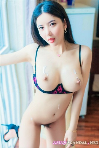 Chinese Model Nude Photo