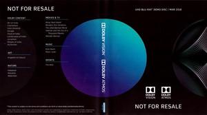 Dolby UHD Blu-Ray Demo Disc / March 2018 (2018) [Blu-Ray UHD]