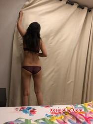 Indian Wife Sukriti on Honeymoon Nude Photos
