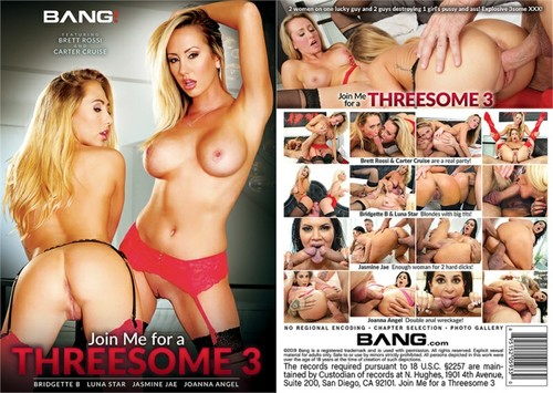 Join Me For A Threesome 3