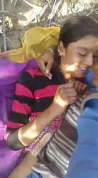 Village Desi Couple Outdoor Fuck